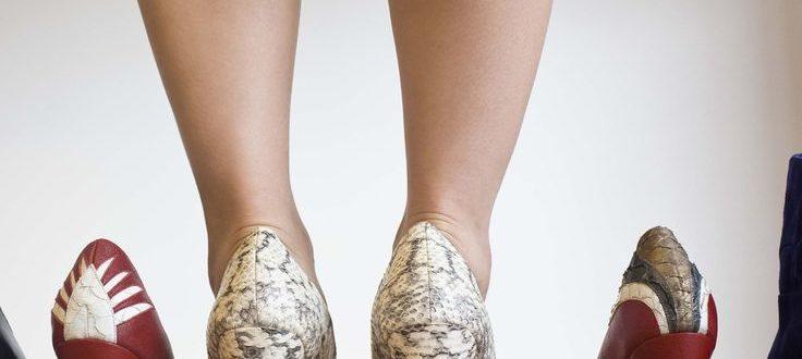 Как правильно выбрать обувь на полную ногу