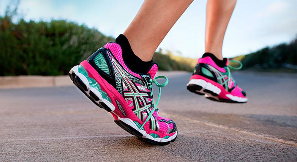 Как выбрать кроссовки Asics для бега