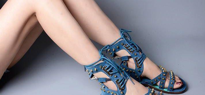 гладиаторы обувь