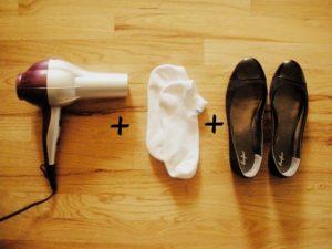 что делать, если обувь жмет
