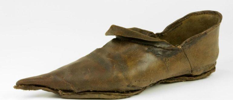 Немного истории: как появилась обувь