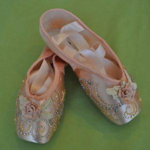 Особенности производства туфелек для балерин