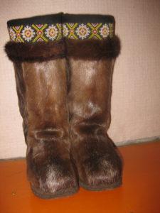 Монгольские унты