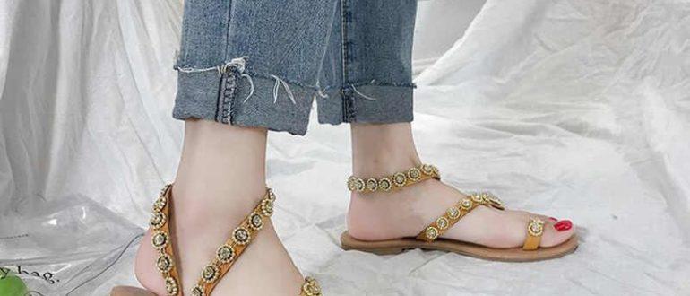 Модные женские сандалии 2019: фото, тренды