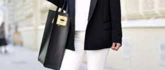 С чем носить чёрные слипоны