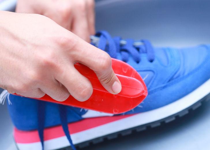 Как почистить кроссовки