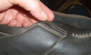 Как определить, кожаные сапоги или нет