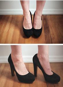 Самые удобные туфли