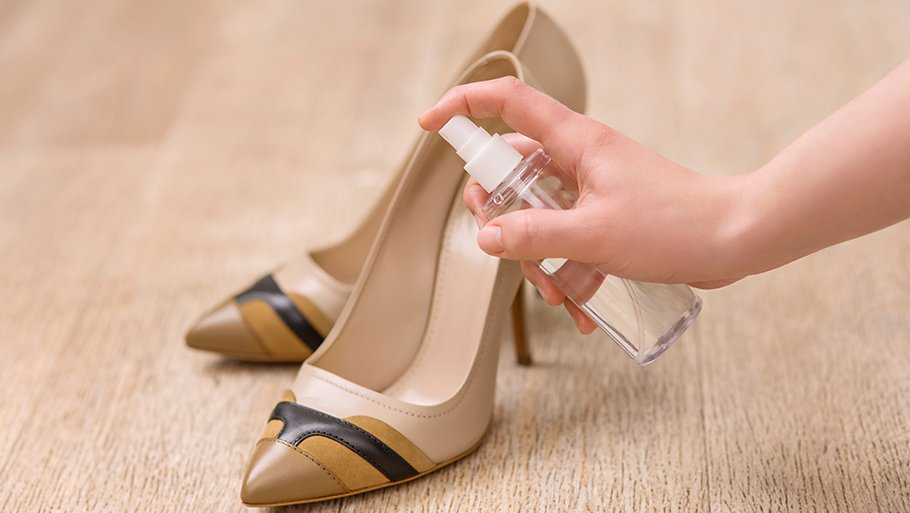 Как растянуть кожаные туфли