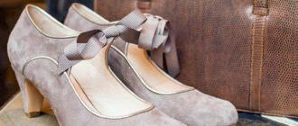 Туфли Мэри Джейн: фото