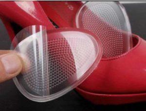 Как правильно наклеить силиконовые стельки в туфли