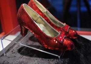 Рубиновые туфельки Уинстона