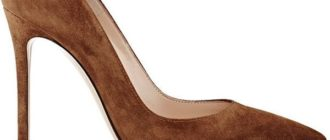 Как почистить светлые замшевые туфли