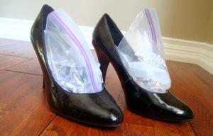 Как разносить новые туфли