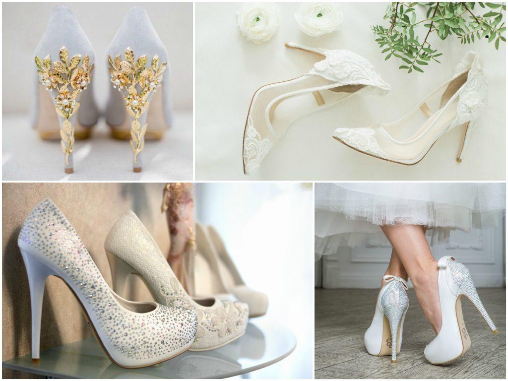 Свадебные туфли: приметы
