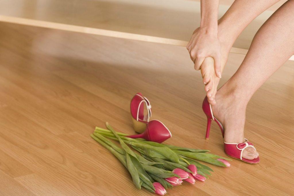 Что делать, если натирают туфли