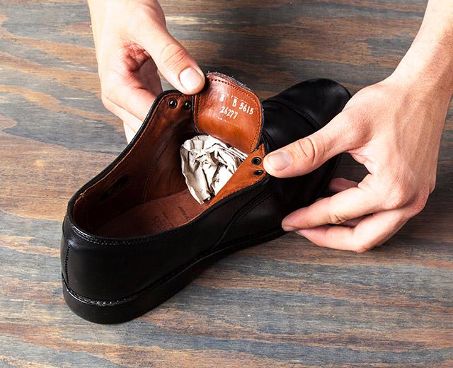 Что делать, если туфли велики