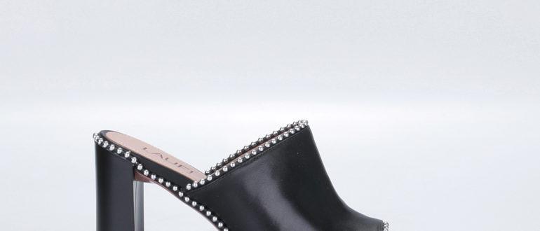Женские сабо: фото обуви