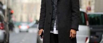 Можно ли носить кроссовки с пальто мужчинам