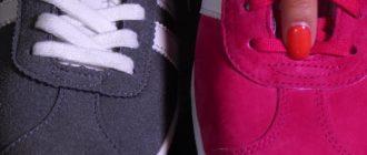 Как отличить оригинал кроссовок Адидас от подделки