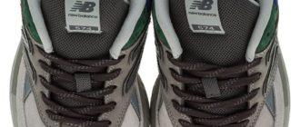 Американские бренды кроссовок