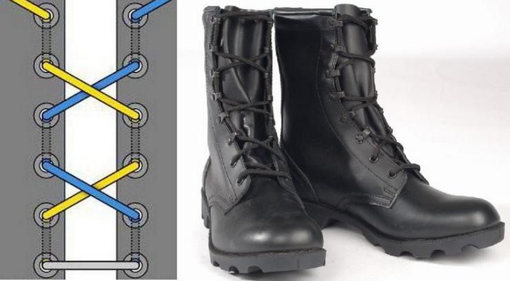 Военная шнуровка
