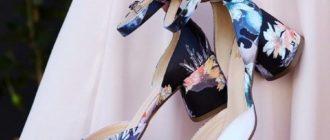 Модная женская обувь: тенденции сезона весна-лето 2020