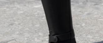 Модные мужские сапоги осень-зима 2020